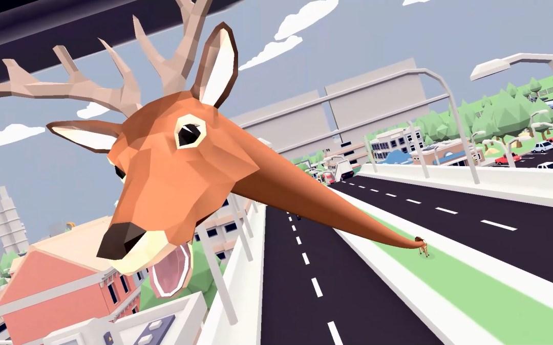 DEEEER Simulator: Your Average Everyday Deer Game Full Release on November