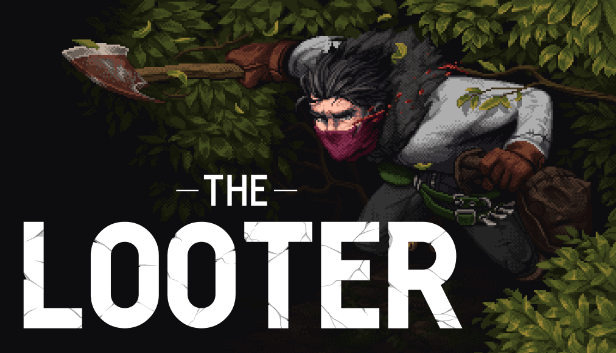 Hack, Slash, Shoot, and Craft to Survive in The Looter