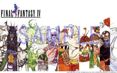 Final Fantasy IV Pixel Remaster Version is Now Available