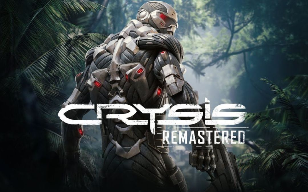 Crysis Remastered Trilogy will launch this October