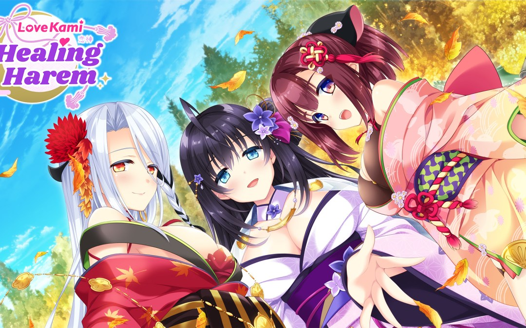 Lovekami -Healing Harem- is Now Available on the Nintendo Switch
