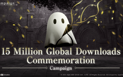 Nier Re[in]carnation Celebrates 15 Million Download Milestone with In-game Event