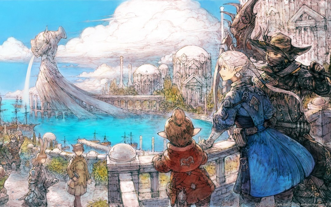 Final Fantasy XIV Endwalker Showcases New Job Actions Along With Gameplay Updates