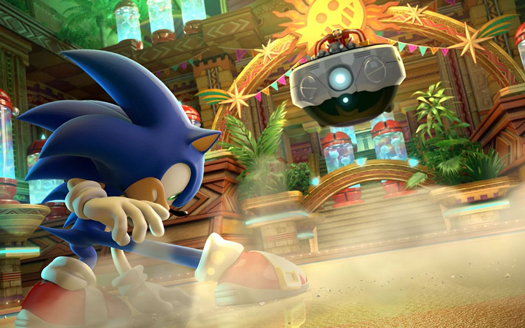 Sonic Colors: Ultimate Is Now Available
