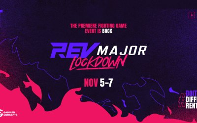 REV Major is back for 2021 and is going digital