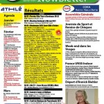 Newsletter du 21 janvier 2020