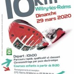 29 mars 2020 – 10Km de Witry-Lès-Reims