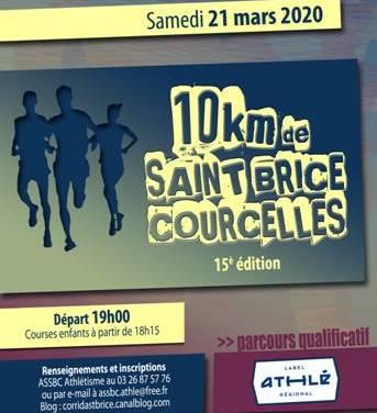 21 mars 2020 – 10 km de Saint-Brice-Courcelles