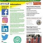 Newsletter du 17 juin 2020