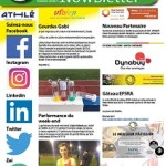 Newsletter du 19 octobre 2020
