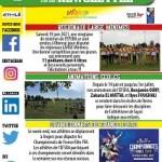 Newsletter du 21 juin 2021