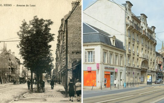 La Reconstruction - Avenue de Laon
