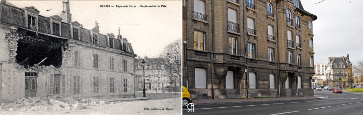 Boulevard de la Paix