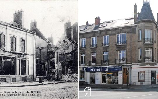 Faubourg Cérès pendant la Grande Guerre