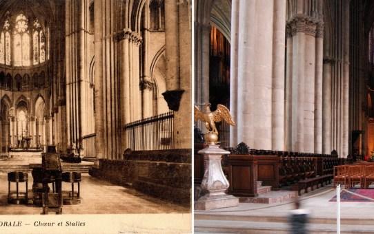 Chœur et stalles de la Cathédrale