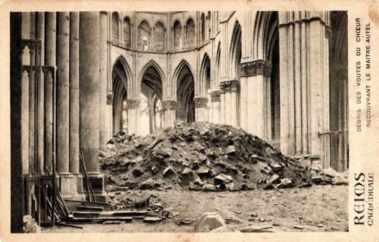 Édition Reims Cathédrale