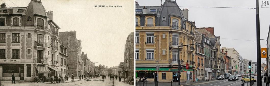Rue du colonel Fabien