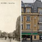 Angle de la rue du Colonel Fabien et de la Chaussée Bocquaine