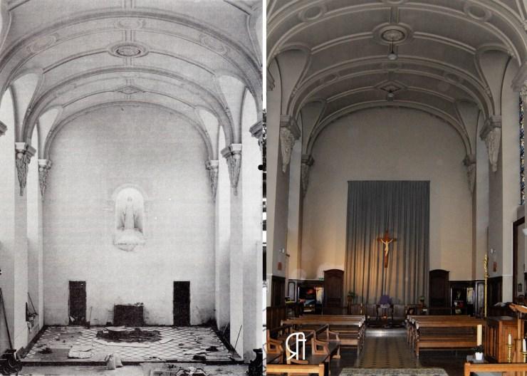 Chapelle de l'école Notre Dame