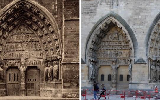 Portail nord de la Cathédrale