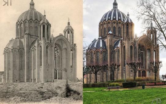 Basilique Saint-Clotilde de Reims