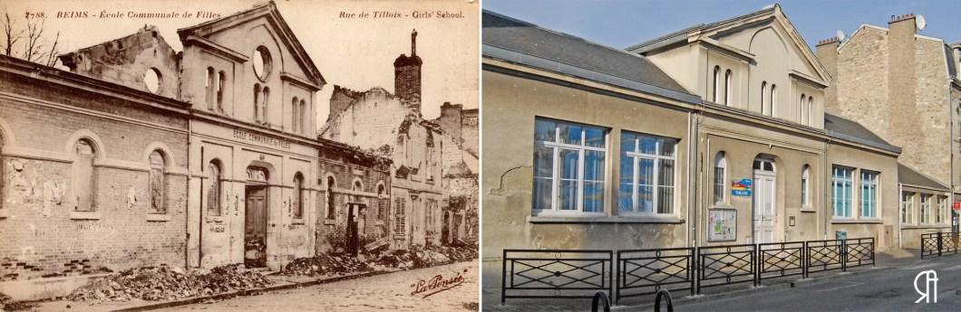 Ecole de la rue de Thillois
