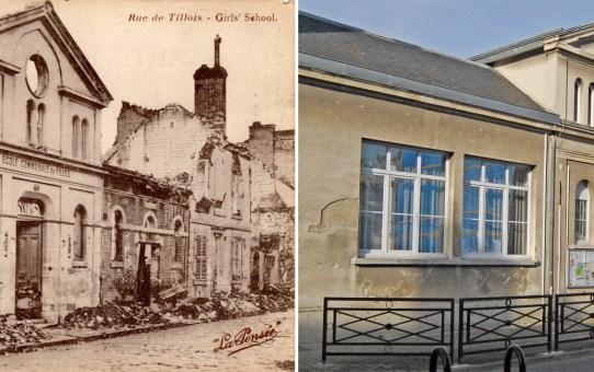 L'école de la rue de Thillois