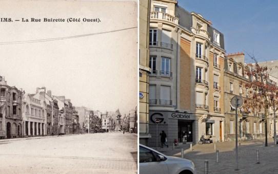 Un coin de la rue Buirette