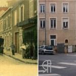 Rue Pierre Brossolette ancienne rue de Merfy