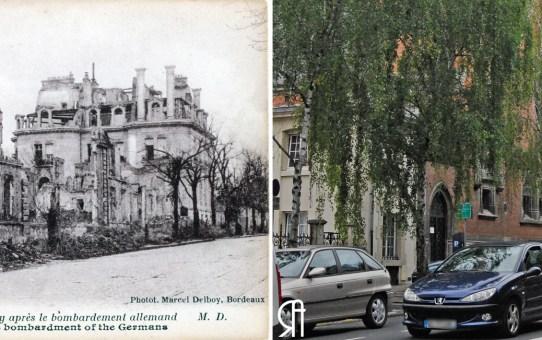 Le boulevard Lundy et l'Hôtel particulier Mignot
