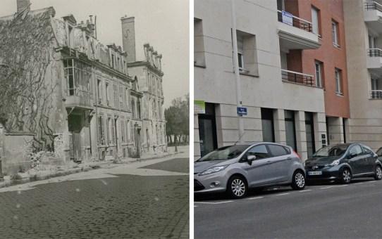 Rue des Consuls, actuelle rue du Général Sarrail