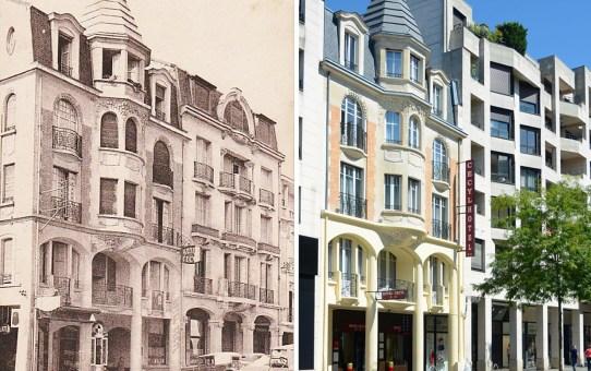 L'Hôtel Cécyl - rue Buirette