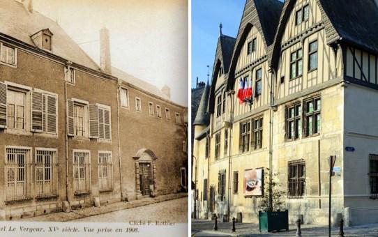 L'Hôtel Musée Le Vergeur