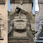 3 époques : Fontaine Subé, L'Aisne