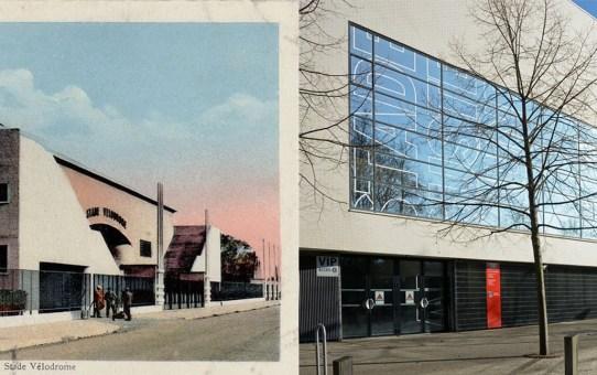 Du stade vélodrome au stade Auguste Delaune
