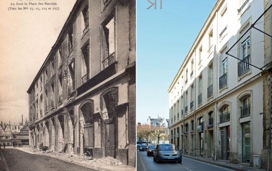 La rue Trudaine