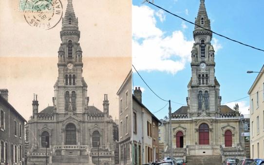 L'église Sainte-Geneviève
