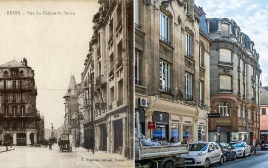 Rue du Cadran-Saint-Pierre
