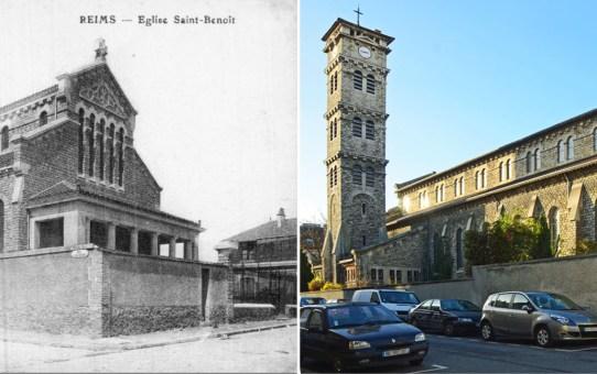 L'Eglise Saint-Benoît