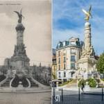 La Fontaine Subé en 1919