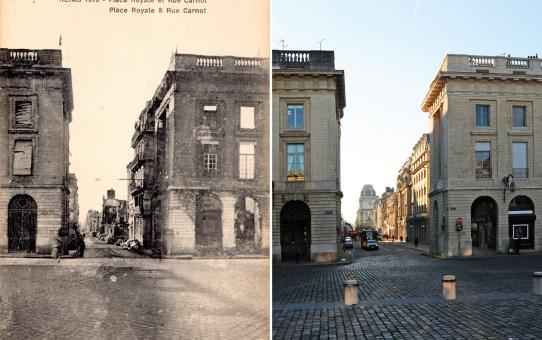 Place Royale vers la rue Carnot