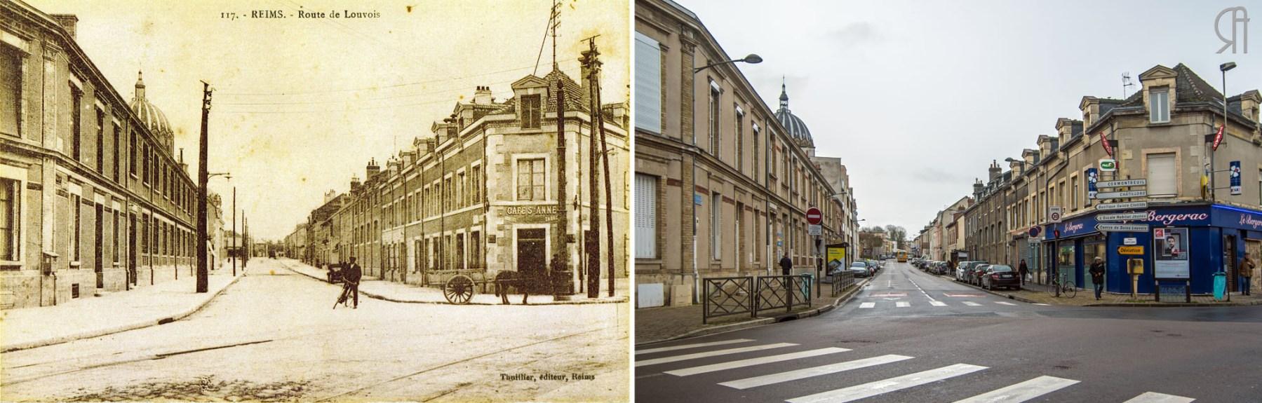 Maison blanche sainte anne wilson reimsavant for 77 rue de la maison blanche reims