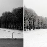Les Hautes Promenades sous la neige…
