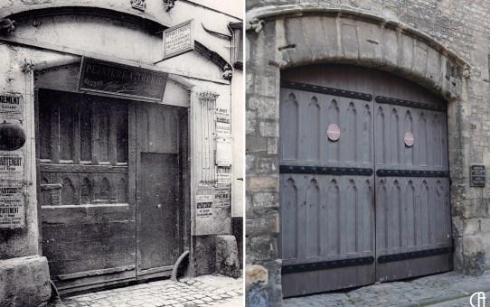 Demeure des Comtes de Champagne, rue de Tambour