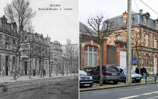 L'école du boulevard Carteret