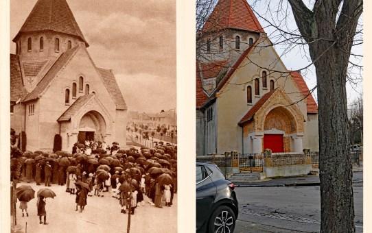 Inauguration de l'Eglise Saint-Nicaise au Chemin Vert