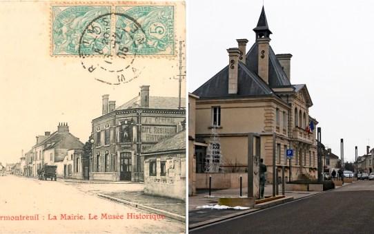 La Mairie de Cormontreuil