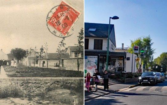 L'ancienne gare de Cormontreuil