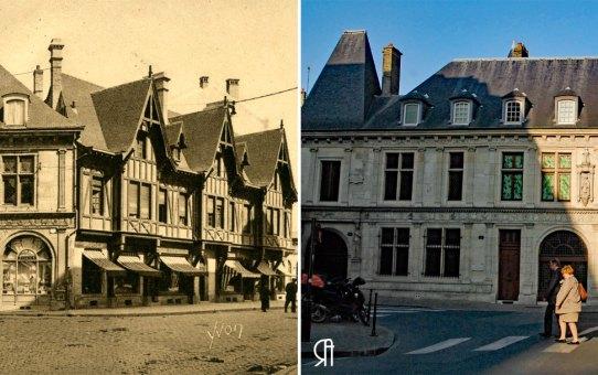 Hôtel de la Salle, rue du Docteur Jacquin