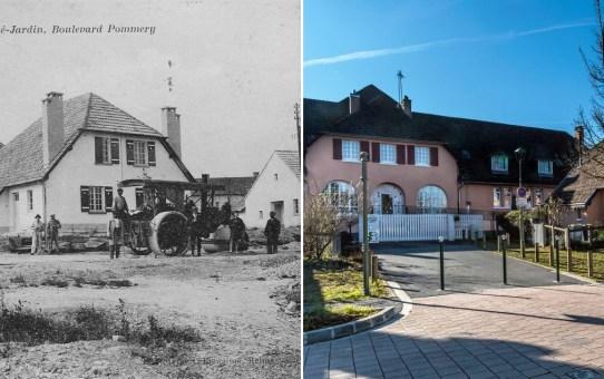 La Maison de l'Enfance, quartier du Chemin-Vert